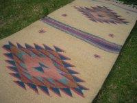草木染手織りタペテ